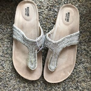 Sandals from target bedazzled